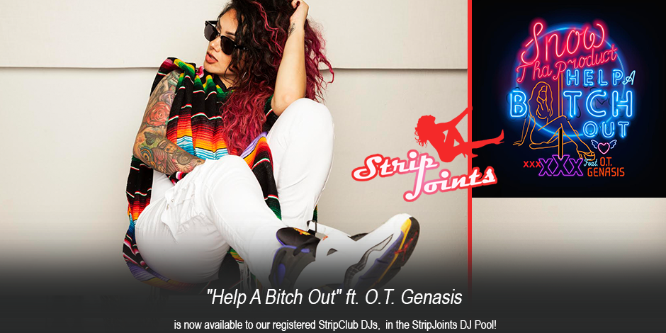 "Snow Tha Product ""Help A Bitch Out"" ft. O.T. Genasis"