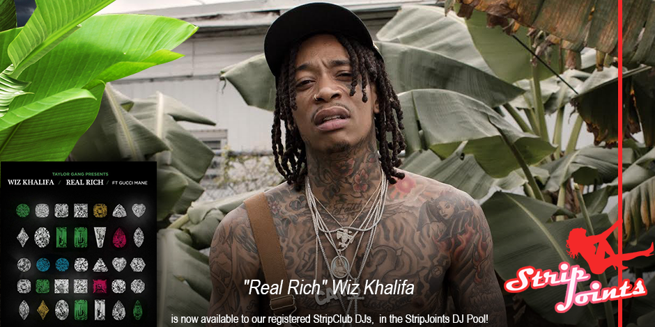 "Wiz Khalifa ""Real Rich"