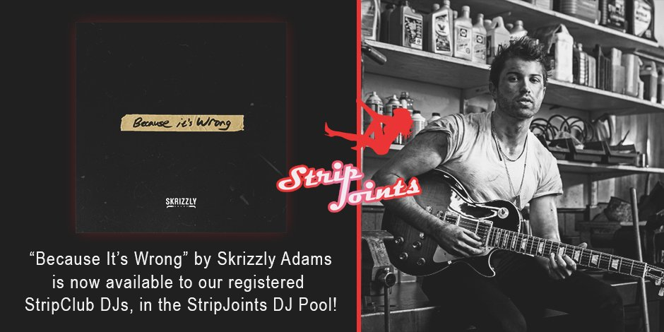 "Skrizzly Adams – ""Because It's Wrong"""