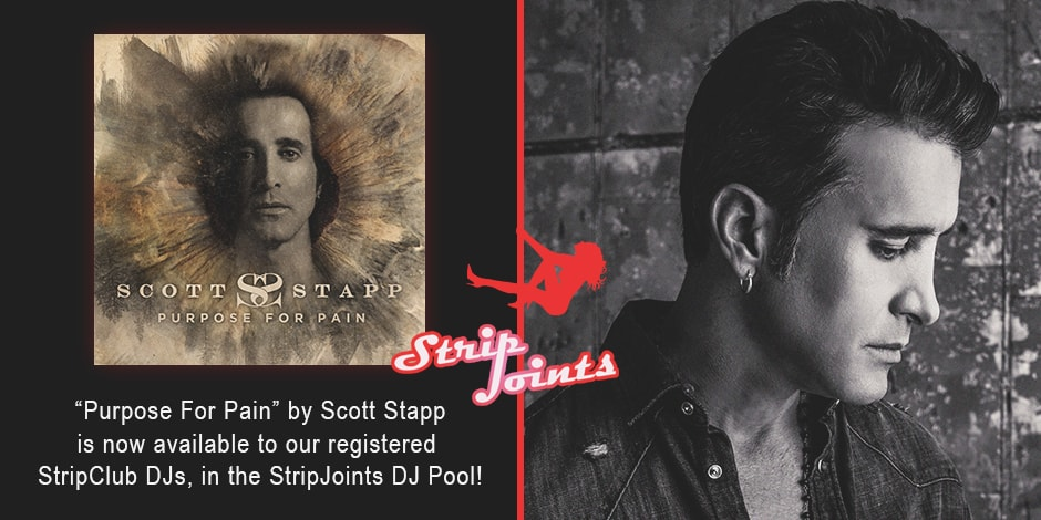 Scott Stapp – Purpose For Pain