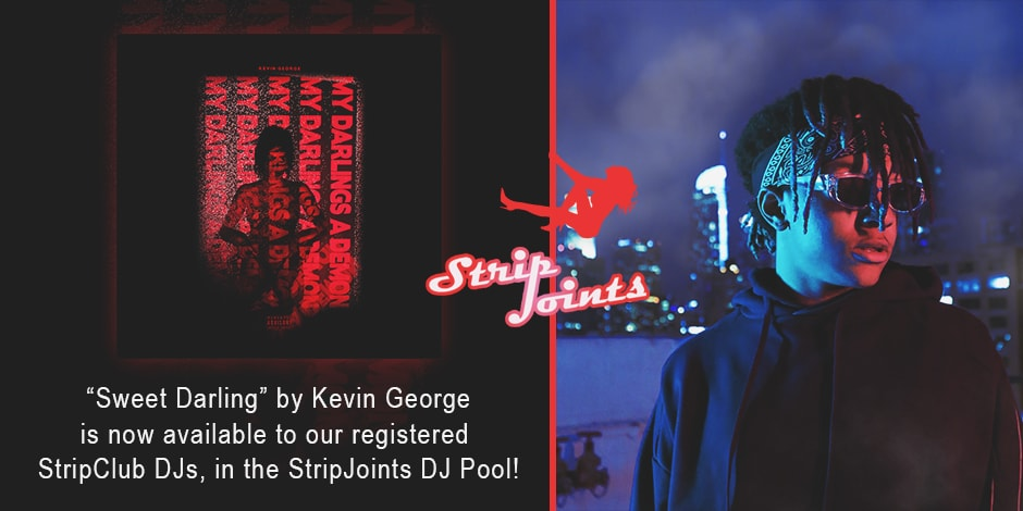 "Kevin George – ""Sweet darling"""