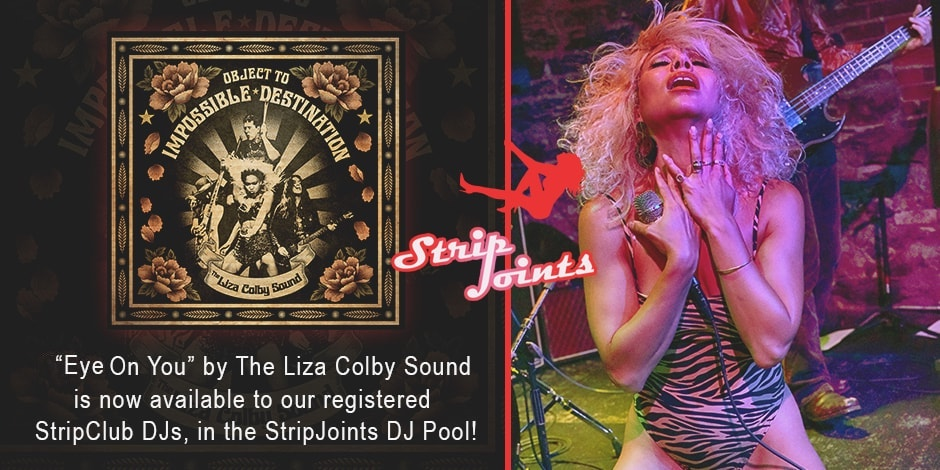 "The Liza Colby Sound – ""Eye On You"""