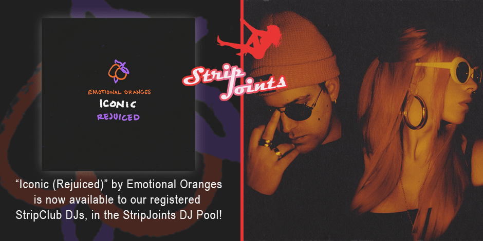 "Emotional Oranges – ""Iconic (Rejuiced)"""