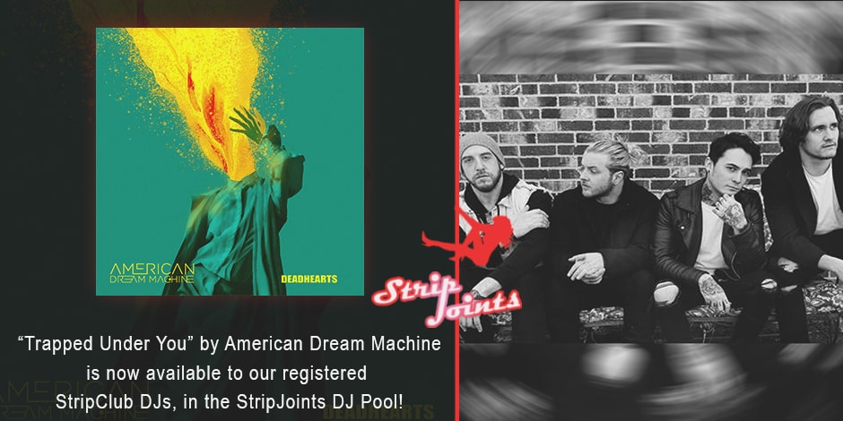 "American Dream Machine – ""Trapped Under You"""
