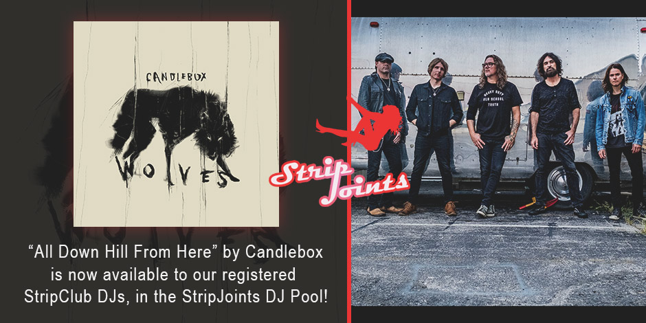 """Candlebox – """"All Down Hill From Here"""""""